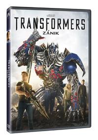 Transformers 4: Zánik (DVD)