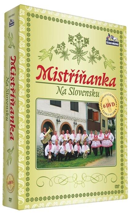 Mistříňanka - Na Slovensku 6DVD (DVD)
