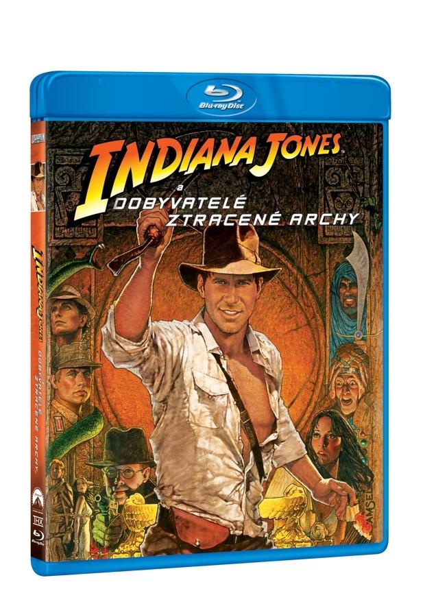 Indiana Jones a Dobyvatelé ztracené archy (Bluray)