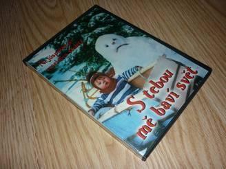 S tebou mě baví svět - deník Blesk (DVD) (Bazar)
