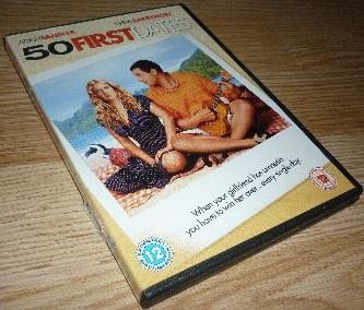 50 x a stále poprvé (DVD) (Bazar)