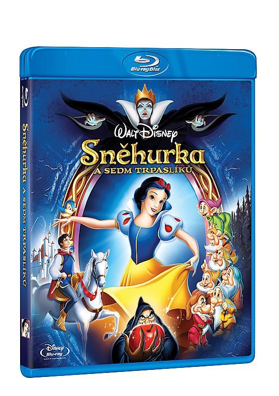 Sněhurka a sedm trpaslíků (Disney) (Bluray)