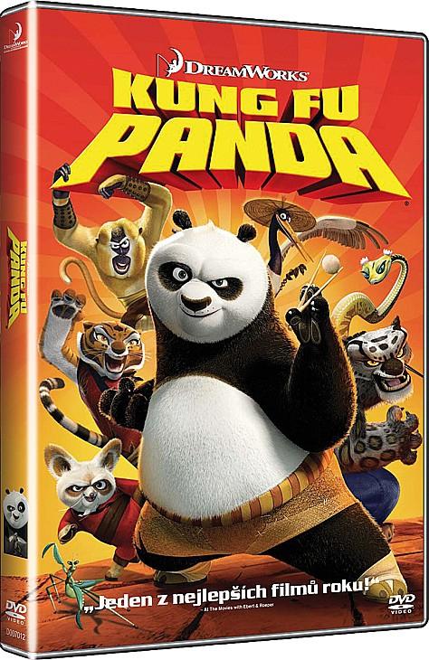 Kung Fu Panda 1 (DVD)