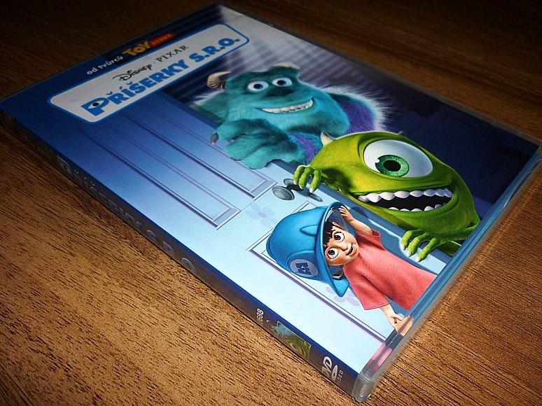 Příšerky s.r.o. (Disney) (DVD) (Bazar)