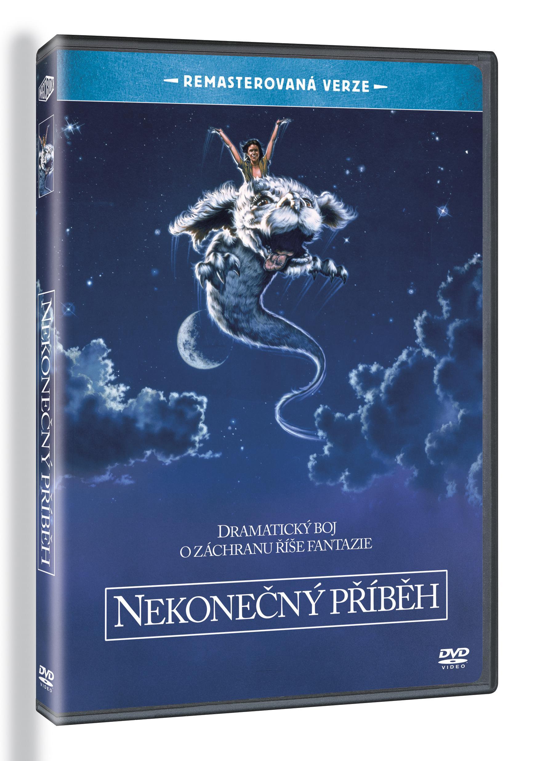 Nekonečný příběh 1 (remasterovaná verze) (DVD)