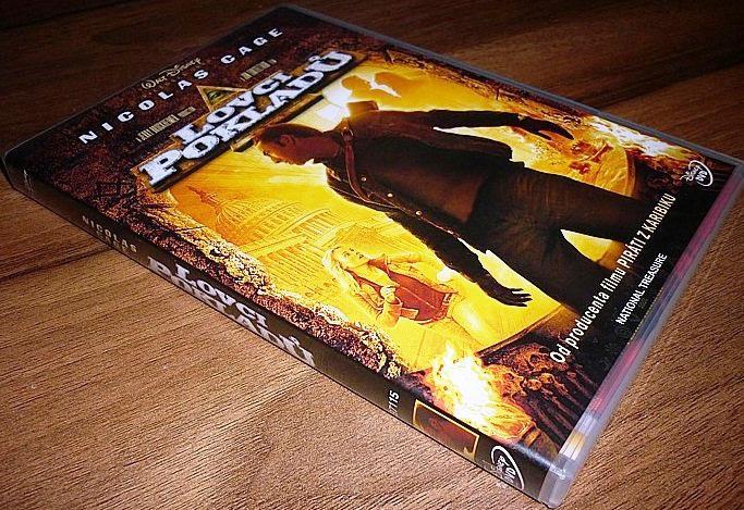 Lovci pokladů 1 (DVD) (Bazar)