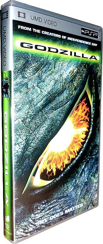Godzilla 1998 (UMD Sony PSP Playstation)