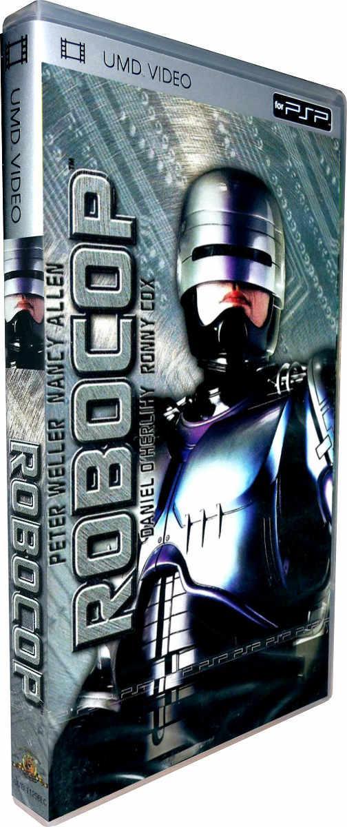 Robocop 1 (UMD Sony PSP Playstation)