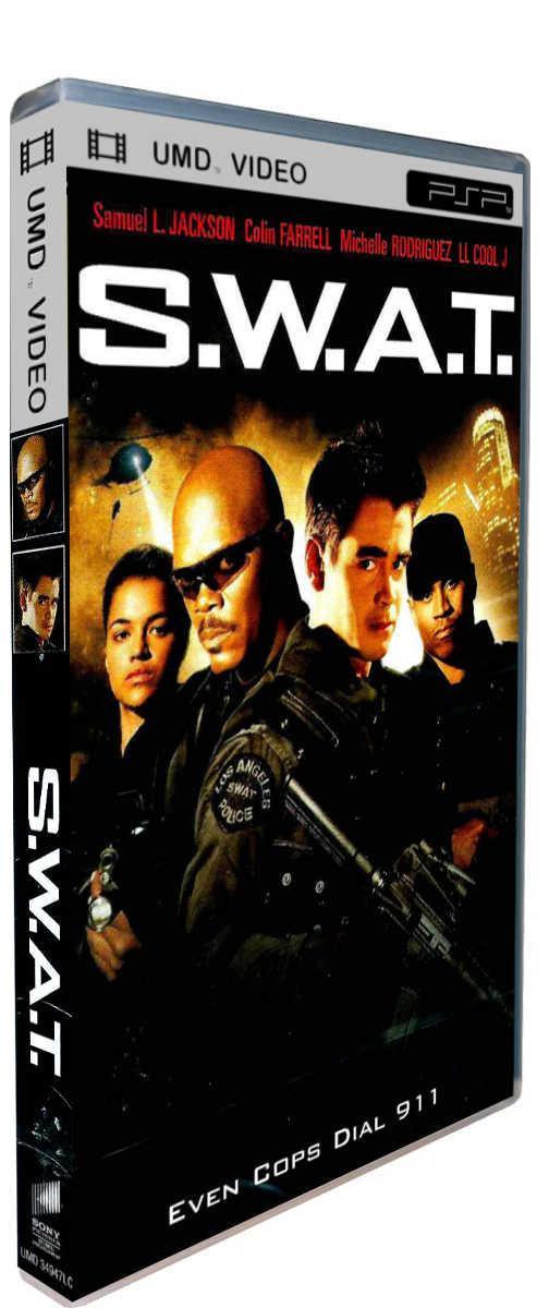 S.W.A.T.: Jednotka rychlého nasazení (SWAT) - Hvězdná edice (UMD Sony PSP Playstation)