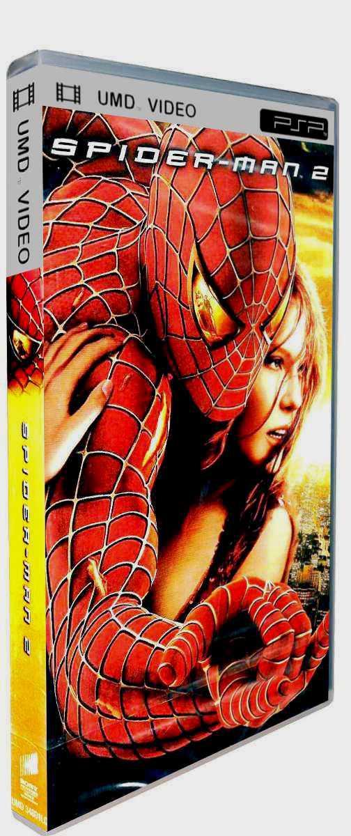 Spider-Man 2 (Spiderman) (UMD Sony PSP Playstation)