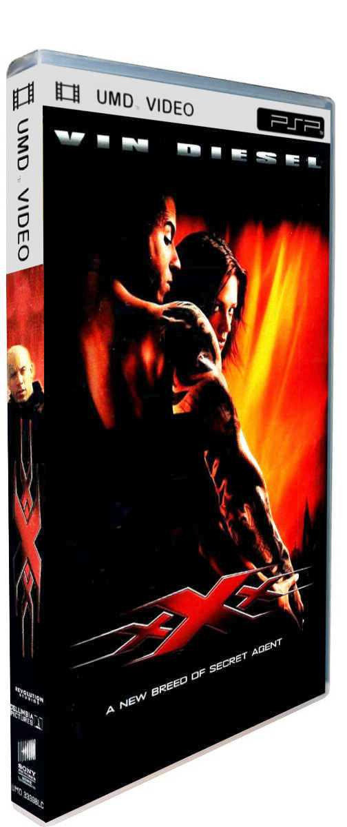 xXx 1 (UMD Sony PSP Playstation)