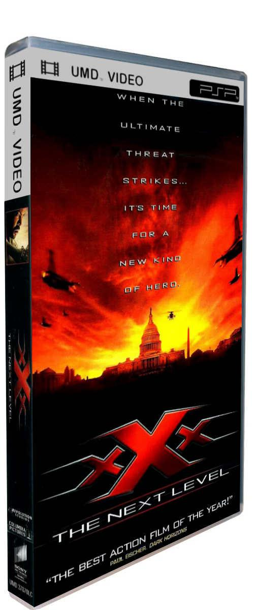 xXx 2: Nová dimenze (UMD Sony PSP Playstation)