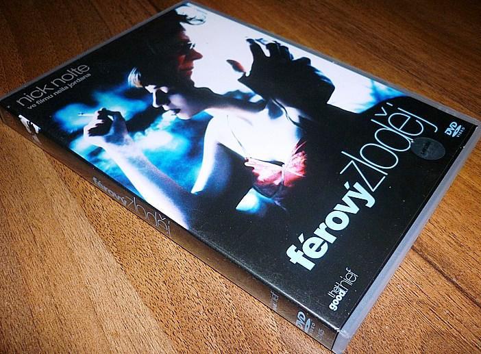 Férový zloděj (Hodný zloděj) (DVD) (Bazar)