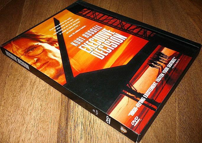 Boeing 747 v ohrožení (DVD) (Bazar)
