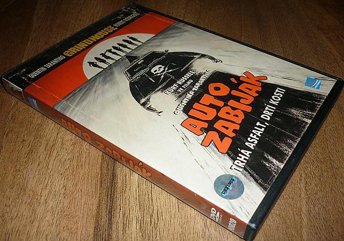 Auto zabiják (DVD) (Bazar)