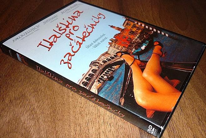 Italština pro začátečníky (DVD) (Bazar)