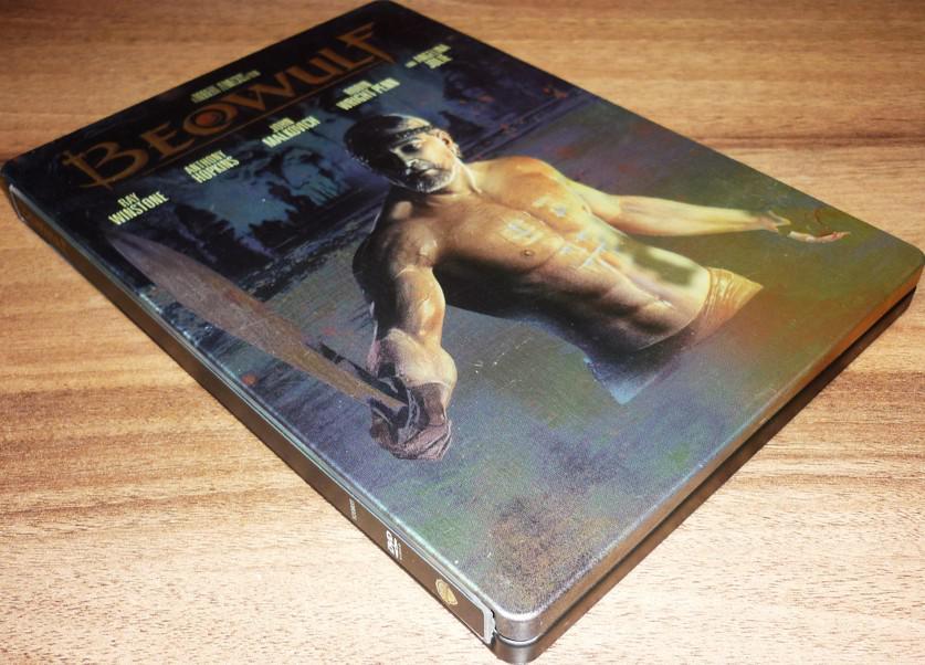 Beowulf 2DVD STEELBOOK (DVD) (Bazar)