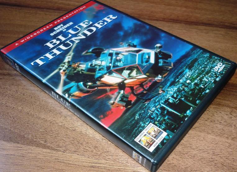 Létající oko (Modrý hrom) (CZ titulky) (DVD) (Bazar)