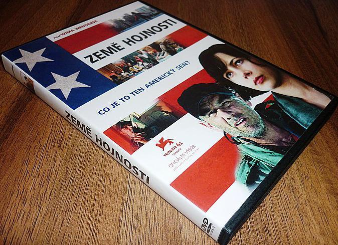Země hojnosti (DVD) (Bazar)