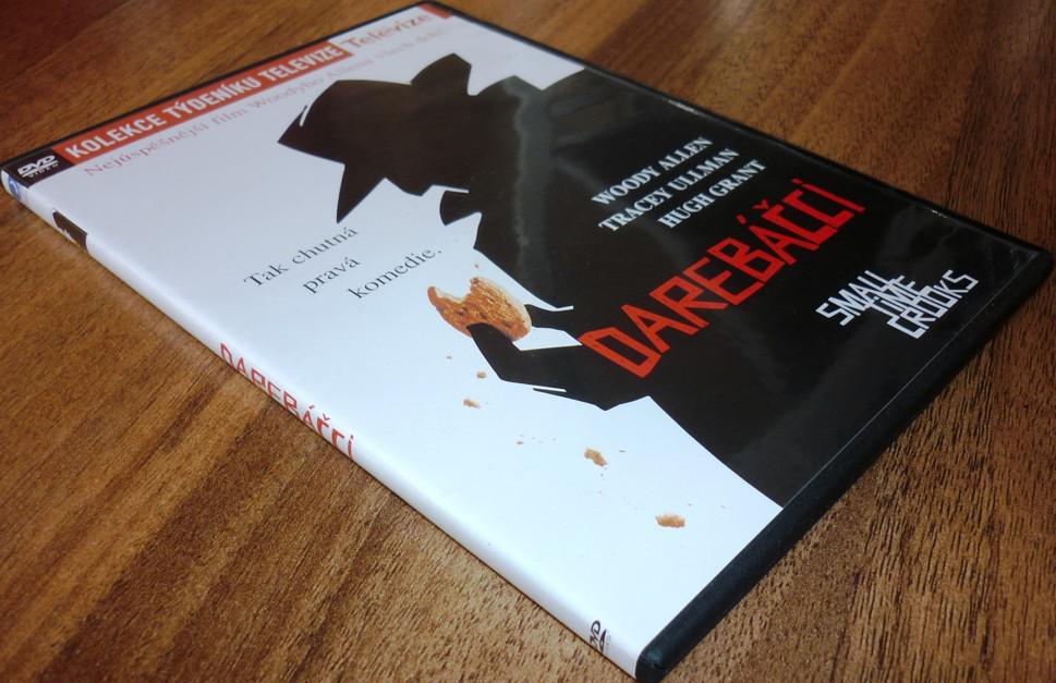 Darebáčci - Edice týdeníku Televize (DVD) (Bazar)