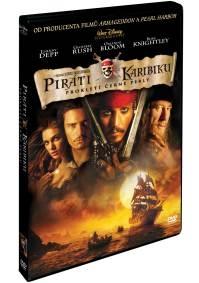 Piráti z Karibiku 1: Prokletí Černé perly (Disney) (DVD)