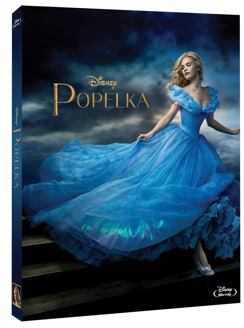 Popelka (2015) (Bluray)
