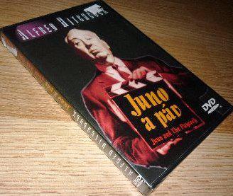 Juno a páv (Alfred Hitchcock) (DVD) (Bazar)