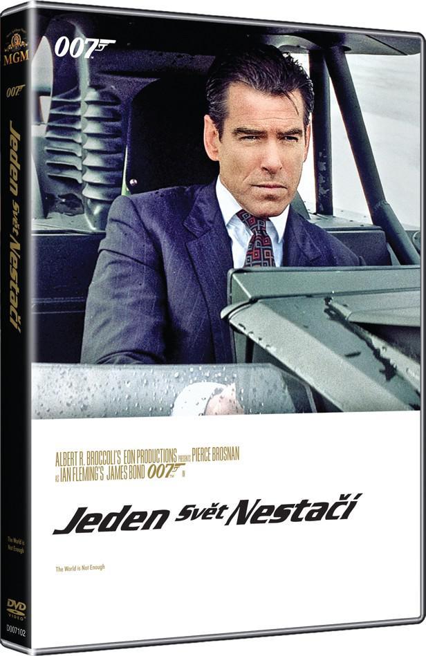 Jeden svět nestačí (James Bond 007 - 019) - kolekce 2015 (DVD)