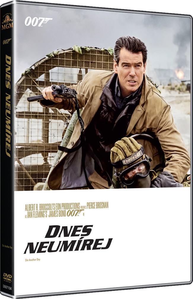 Dnes neumírej (James Bond 007 - 020) - kolekce 2015 (DVD)