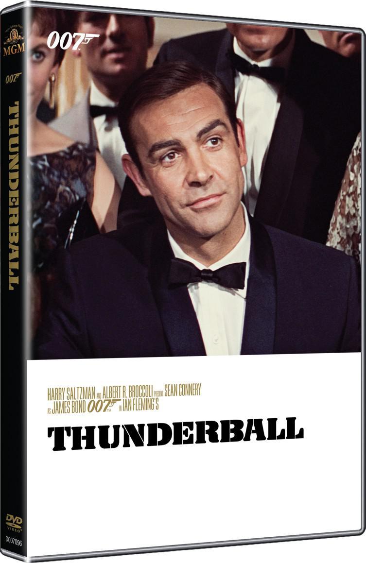 Thunderball (James Bond 007 - 004) - kolekce 2015 (DVD)