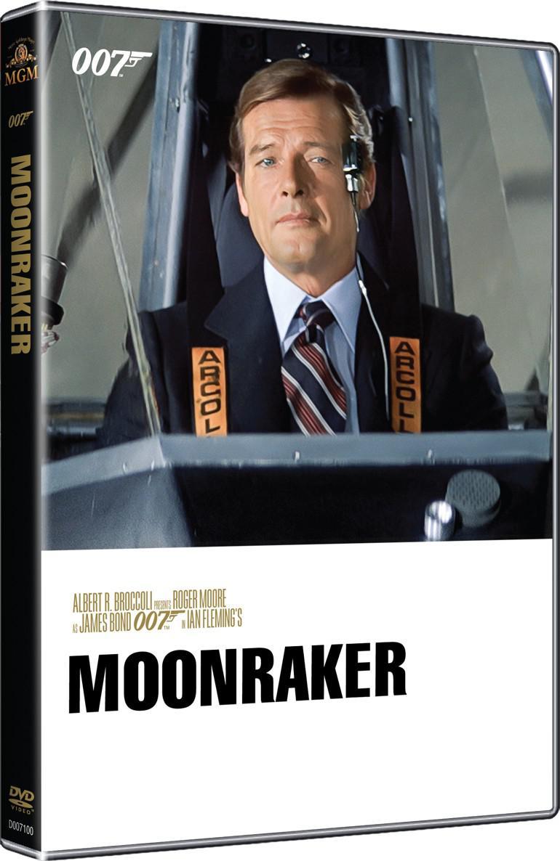 Moonraker (James Bond 007 - 011) - kolekce 2015 (DVD)