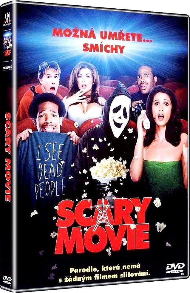 Scary movie 1: Děsnej biják (DVD)