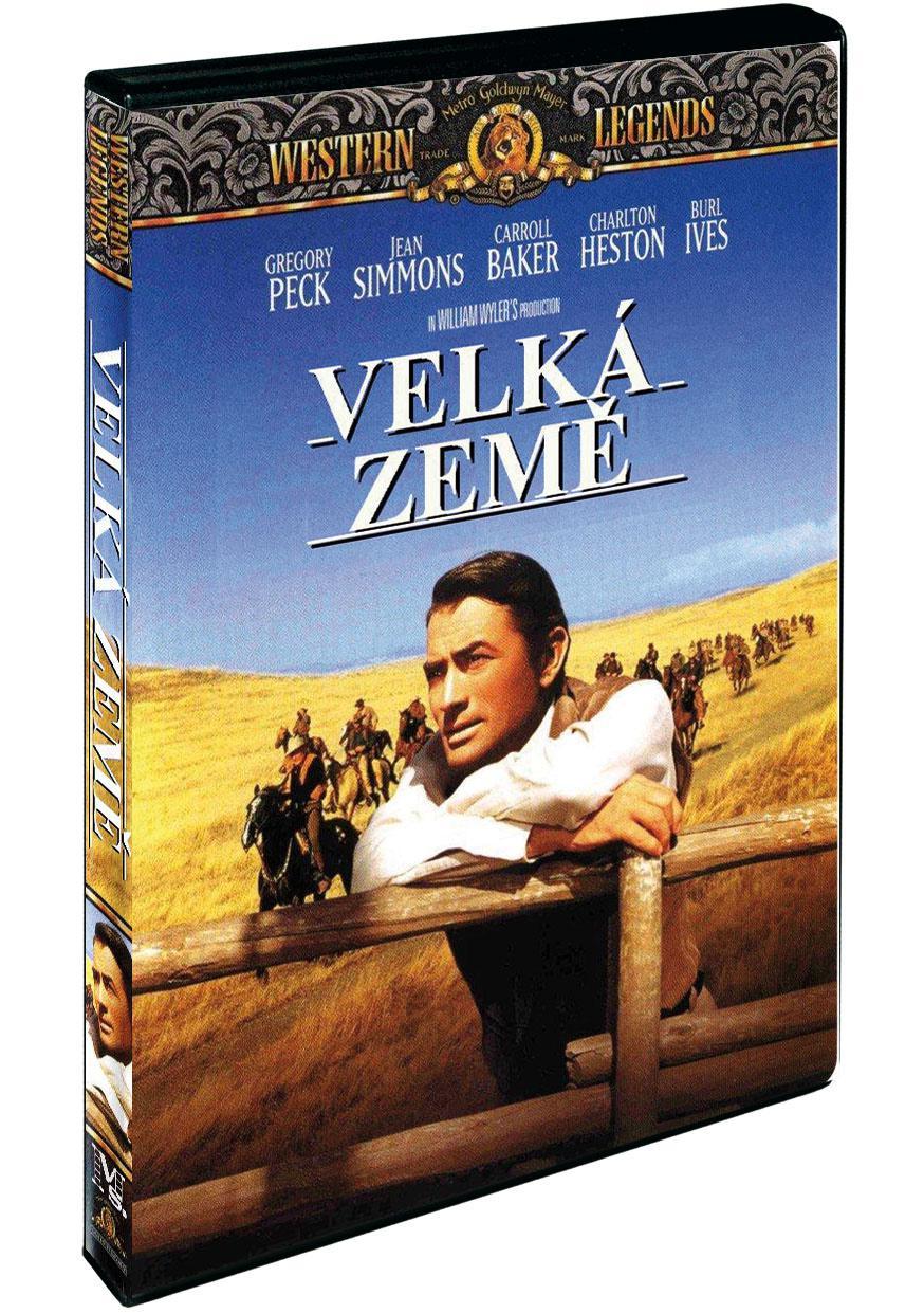 Velká země (DVD)