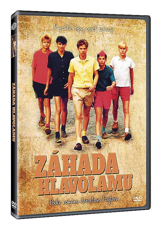 Záhada hlavolamu (DVD)