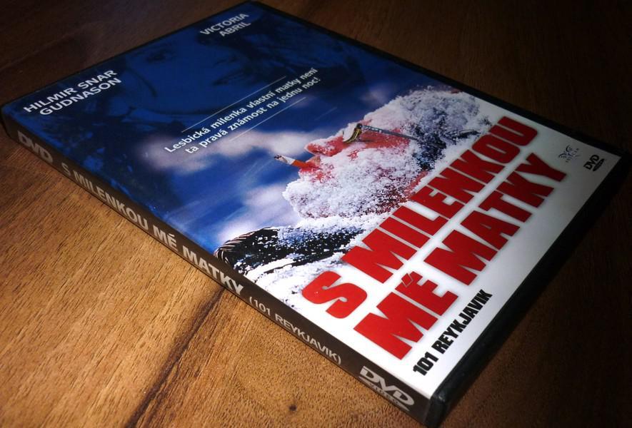 S milenkou mé matky - Edice DVD Movie (DVD) (Bazar)