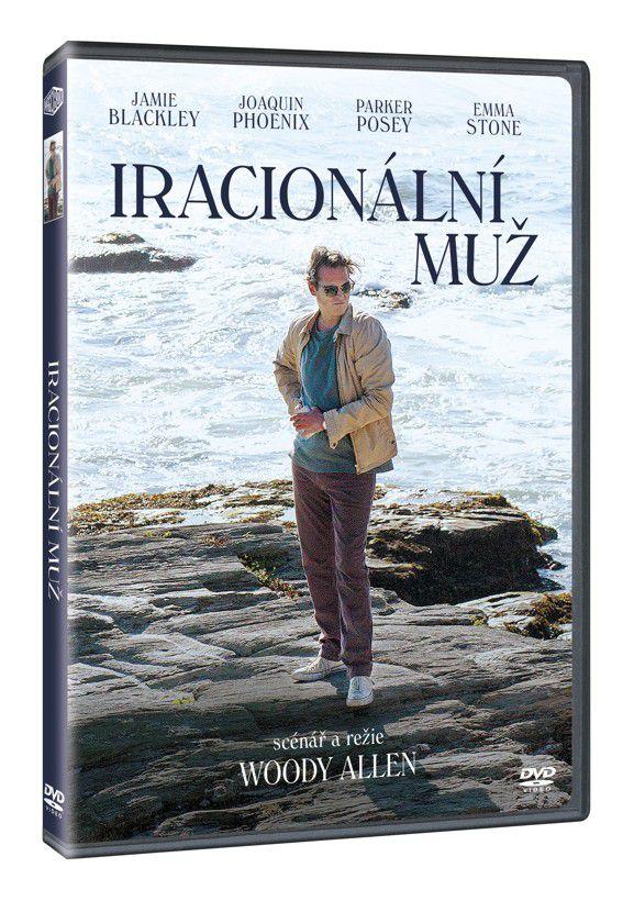 Iracionální muž (Woody Allen) (DVD)