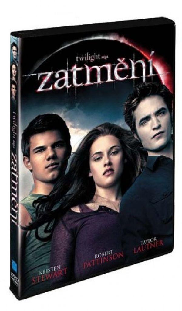 Twilight sága 3: Zatmění (3. díl) (DVD)