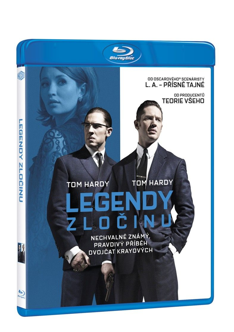 Legendy zločinu (Bluray)