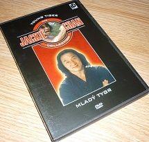 Mladý Tygr - Edice The Jackie Chan Collection (DVD) (Bazar)