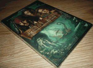 Piráti z Karibiku 2: Truhla mrtvého muže (Disney) (DVD) (Bazar)