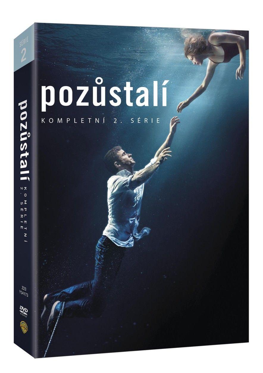 Pozůstalí 2. série 3DVD (VIVA balení) (DVD)