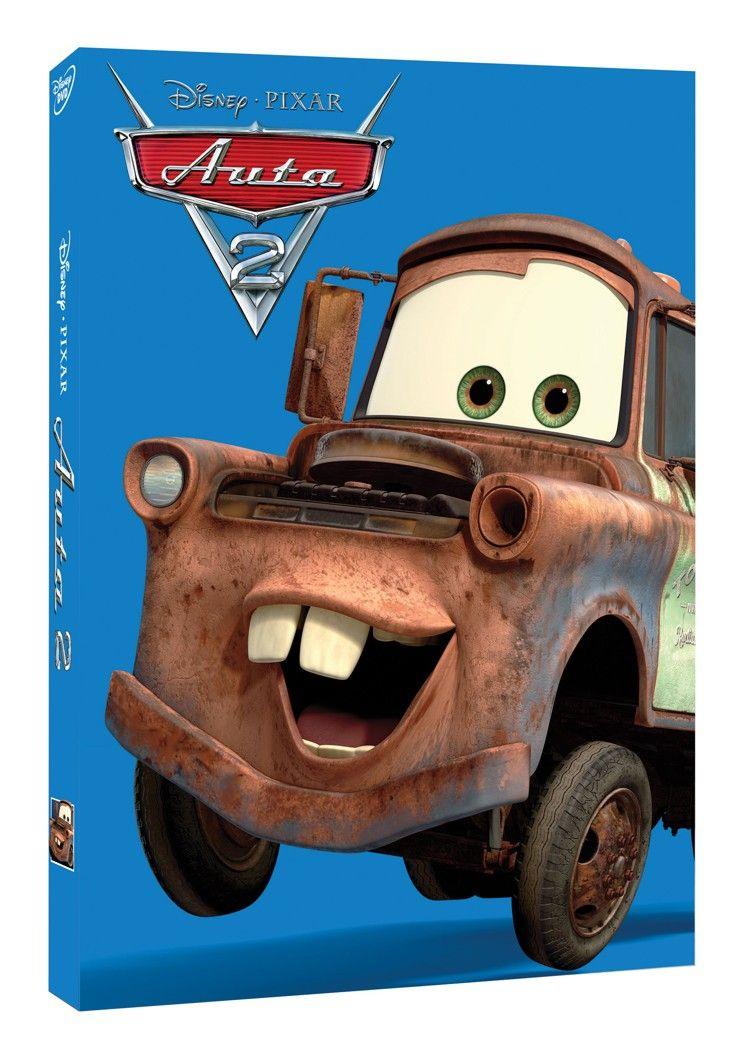 Auta 2 - Edice Disney Pixar edice (Disney) (DVD)