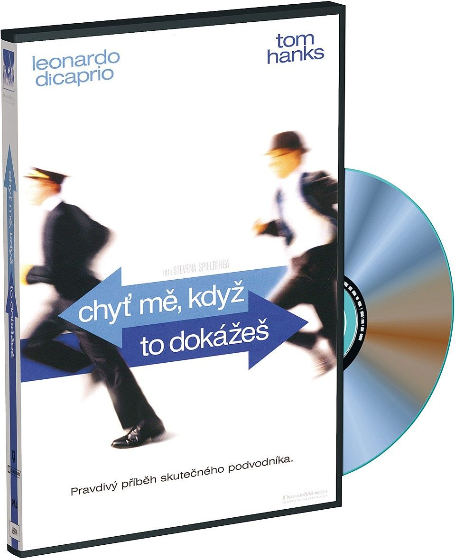 Chyť mě, když to dokážeš (DVD)