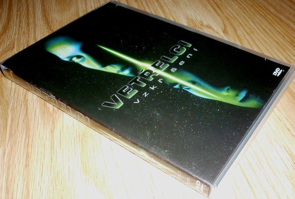 Vetřelec 4: Vzkříšení (Vetřelci) (DVD) (Bazar)
