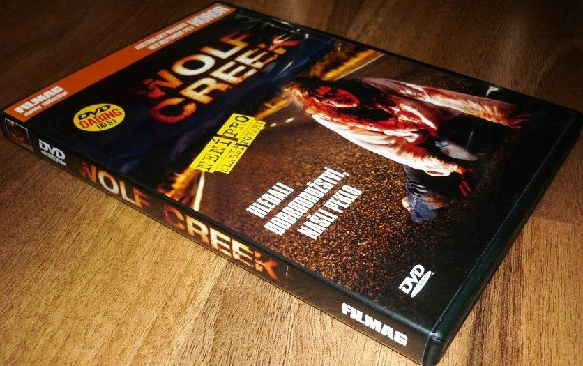 Wolf Creek 1 - Edice FILMAG Movie Collection (DVD) (Bazar)