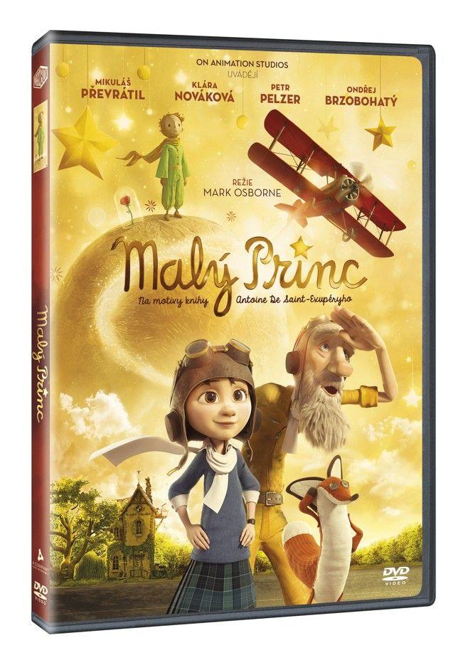 Malý princ (2015) (DVD)