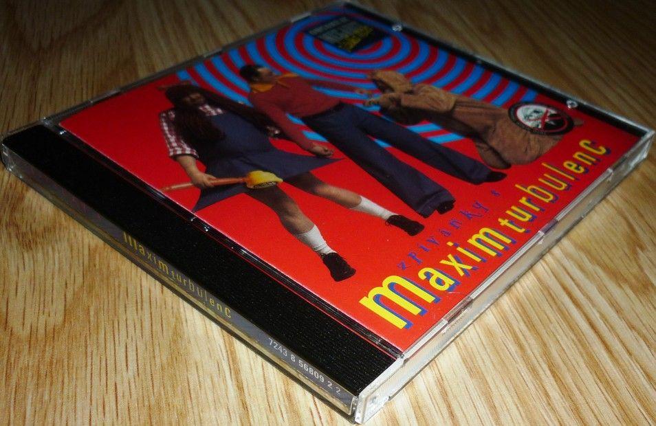 Maxim Turbulence - Zpívánky s Maxim Turbulence 2. VYDÁNÍ (CD) (Bazar)