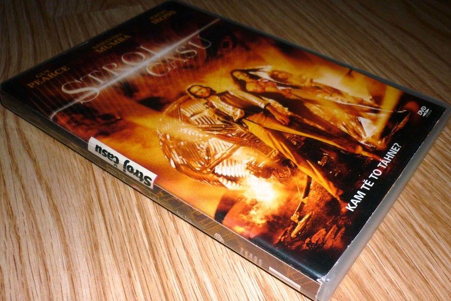 Stroj času - Edice SCI-FI (DVD) (Bazar)