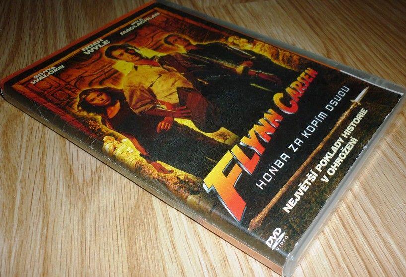 Flynn Carsen 1: Honba za kopím osudu - Edice Právo (DVD) (Bazar)