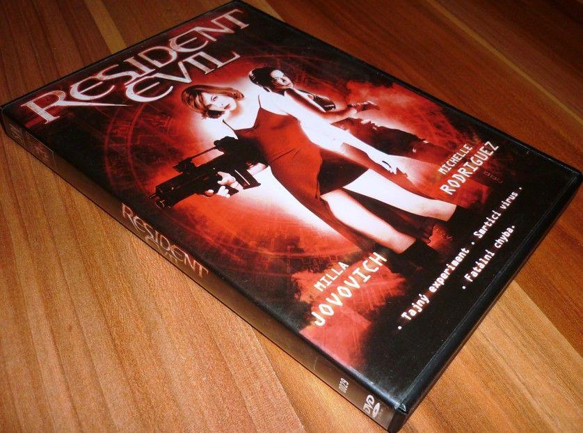 Resident Evil 1 (DVD) (Bazar)